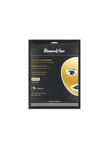 Moments 4 Me Moments 4 Me Bio-Selüloz Sıkılaştırıcı Cilt Maskesi Renksiz